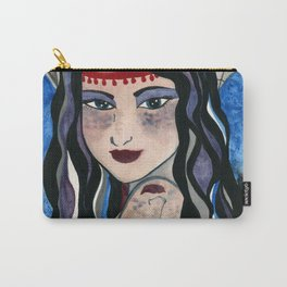 Queen Mab Weaver of Dreams Carry-All Pouch