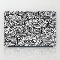 evil eye iPad Cases featuring Evil Eye by Emily N3ver