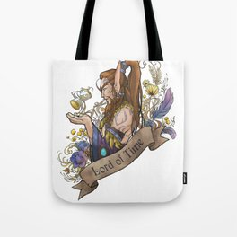 Lord of Time Tote Bag
