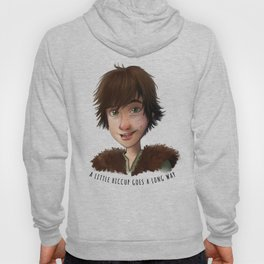 A little Hiccup goes a long way Hoody