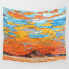 The Mountain 2015 Wall Tapestry