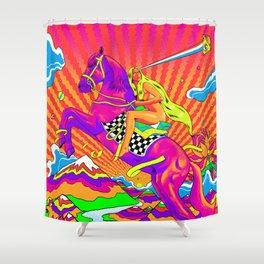 Lady Godiva - Bright Day Shower Curtain
