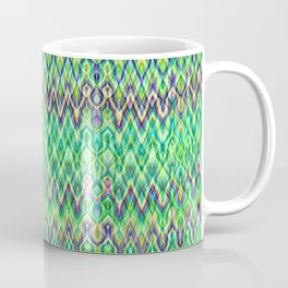 Missoni Style Mint Coffee Mug
