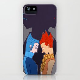 Lea & Isa- Duality iPhone Case