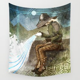 Dragon Age Inquisition - Cole - Charity Wall Tapestry