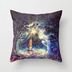 Forgotten Wish Throw Pillow