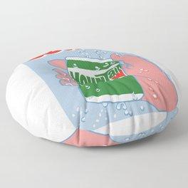 MOUNTAIN DEW Floor Pillow