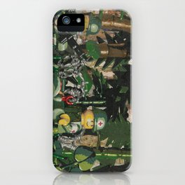 Tending to the Wounded, Vietnam iPhone Case