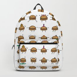Hooray! Cheeseburgers! Backpack
