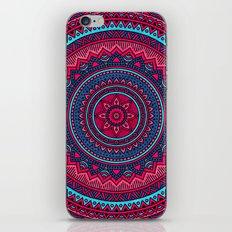 Hippie mandala 46 iPhone & iPod Skin