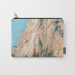 El Capitan in Yosemite Valley Carry-All Pouch