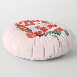 Girls Girls Girls Floor Pillow