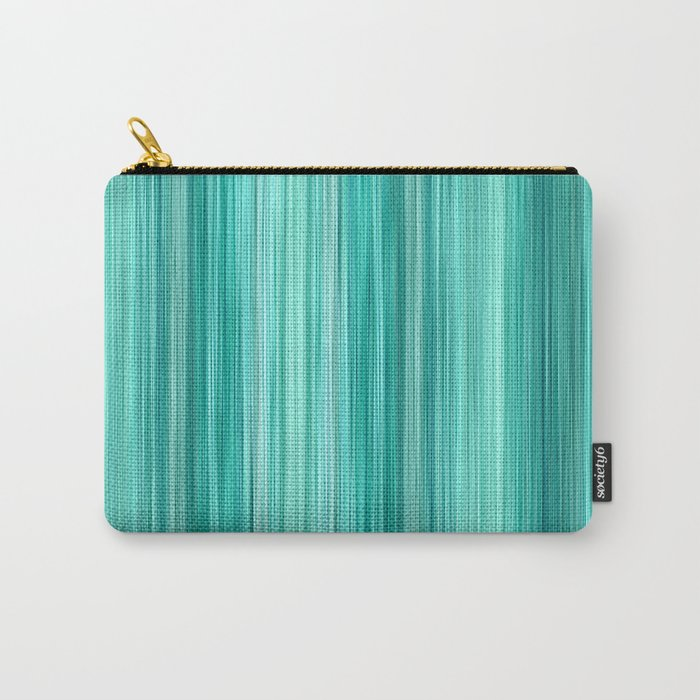 Ambient 5 in Teal Carry-All Pouch