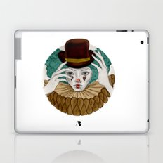Pierrot...Pierrette Laptop & iPad Skin
