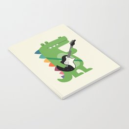 Croco Rock Notebook