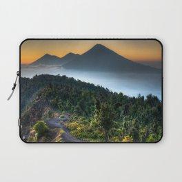 Volcanic Sunset Laptop Sleeve