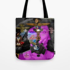 BECAUSE OF YOU Tote Bag