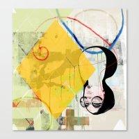 sunshine Canvas Prints featuring Sunshine by John Murphy