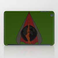 deathly hallows iPad Cases featuring Deathly Hallows by Nana Leonti
