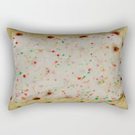 Dessert for Breakfast Rectangular Pillow