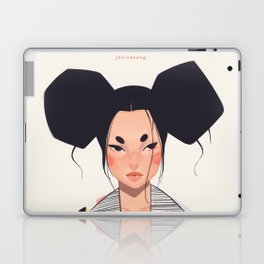 Miki Laptop & iPad Skin