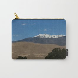 Great Sand Dunes and Mount Herard Carry-All Pouch
