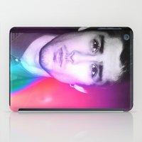 zayn malik iPad Cases featuring ONE DIRECTION - ZAYN MALIK by Beauty Killer Art