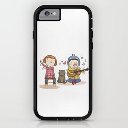 IN LOVE iPhone Case