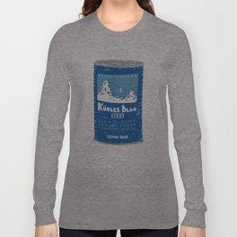 Kuhles Blau Light Long Sleeve T-shirt