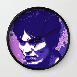The Night Stalker: Richard Ramirez Wall Clock