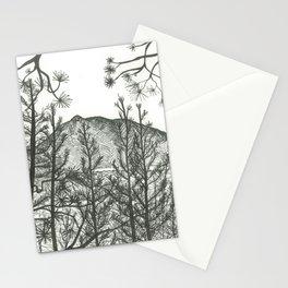 Big Bear Lake Stationery Cards