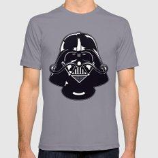 V for Vader Mens Fitted Tee Slate LARGE