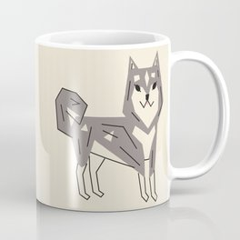 Dog_24_Husky Coffee Mug