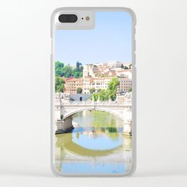 120. Go to Vatican, Rome Clear iPhone Case