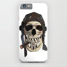 TALLY HO  (skull series 2 of 3) Slim Case iPhone 6s