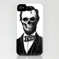 Abraham Lincoln Slim Case iPhone (4, 4s)