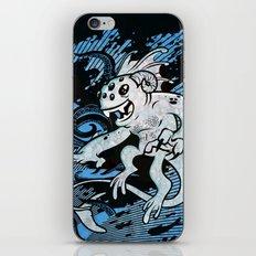 Interdimensional Icthy-demon iPhone & iPod Skin