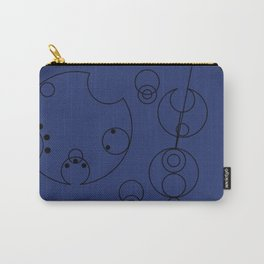 The Name of The Doctor (Gallifreyan) Carry-All Pouch