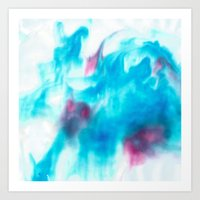 Abstract #53 Art Print