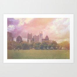 Park West Art Print