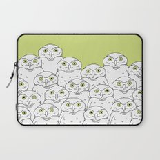 Group of Owls Laptop Sleeve