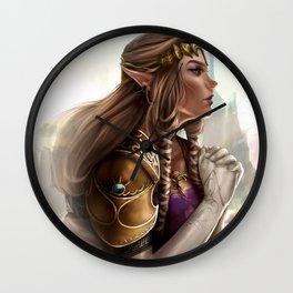 Zelda: Twilight Princess Wall Clock