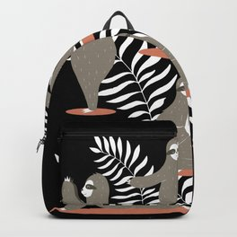 Yoga Pose Sloth Backpack