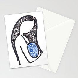 Motherhood Zen Stationery Cards