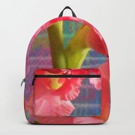 Gladiolus - 'Mum' Backpack