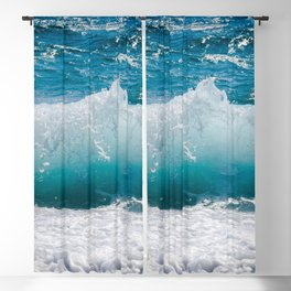 Wave | Vague Blackout Curtain