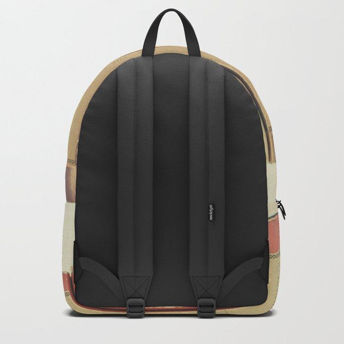 Books Backpack