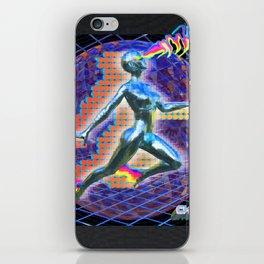 Chrome2999 003 iPhone Skin