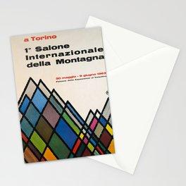 Plakat salone internazionale della Stationery Cards