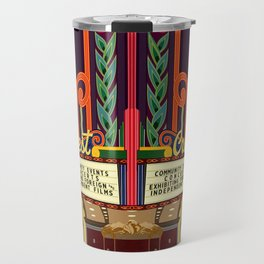 Crest Theater Travel Mug